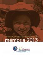 Memoria IDEHPUCP 2013 Portada