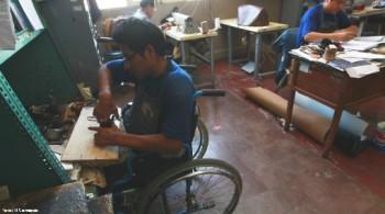 personas con discapacidad - trabajo