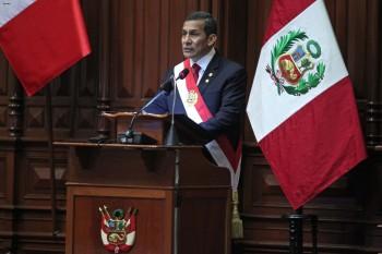 Mensaje Presidencial Andina