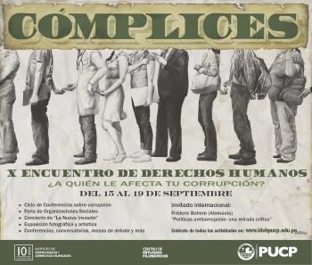 X Encuentro de Derechos Humanos
