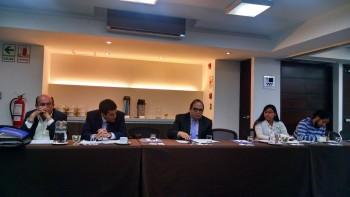 Mesa de Trabajo Acceso a la Información Pública P. Anticorrupción