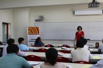 Programa de Formación de Lideres Comunales 2014