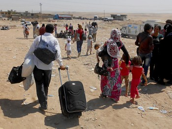 Refugiados sirios 1