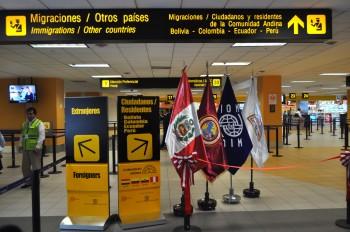 Migraciones - Comunidad Andina