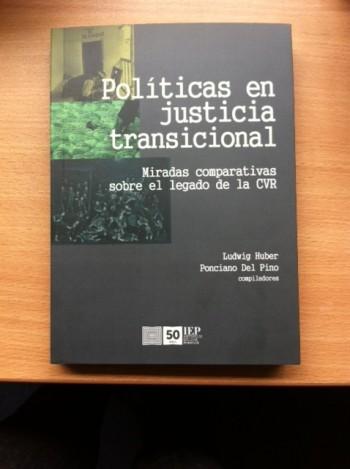 Politicas en Justicia Transicional1