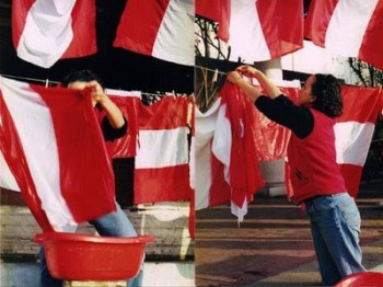 Lavado de bandera