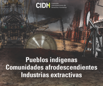 CIDH Pueblos Indígenas