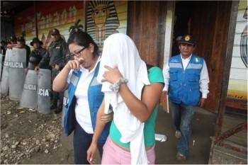 Trata de Personas Andina