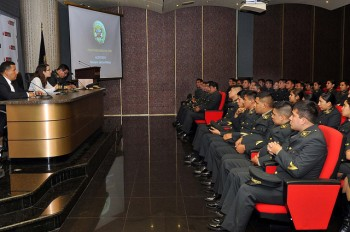 Ministerio Interior Capacitación Trata