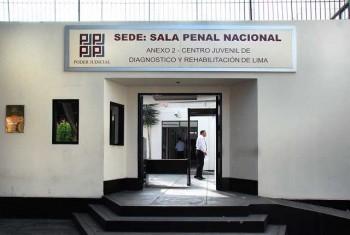 Sala Penal Nacional Sede