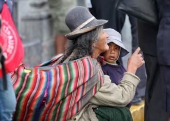 DESNUTRICION, POBREZA Y MENDIGAR. FOTO: HEINER APARICIO LUGAR: LA UNION