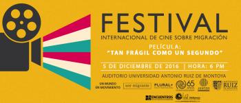 Festival Internacional de Cine sobre Migracion