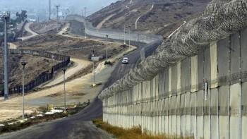 Muro Mexico Estados Unidos
