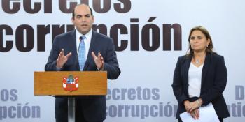 Decretos Anticorrupción