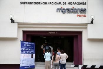 Migraciones Peru