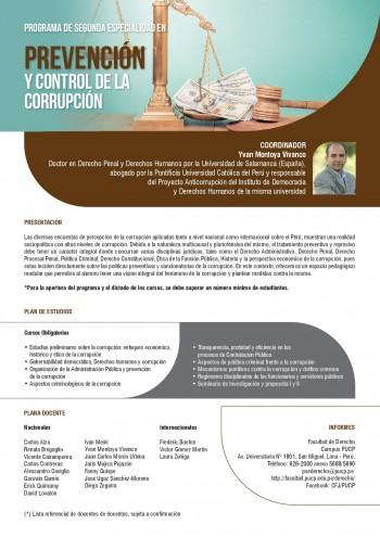 PSE Control de la Corrupción